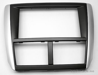 2-DIN ramme for Forester 2008 -