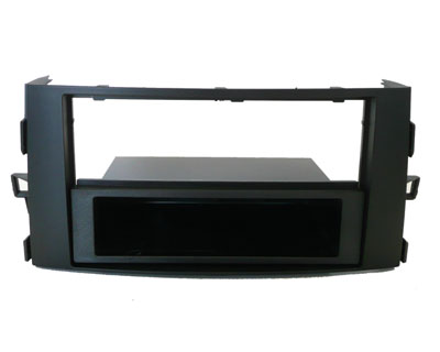 1-DIN ramme for TOYOTA Avensis (2004-), Auris(2008-), Corolla Verso (2008-), Corolla (2008-), Prius Hybrid (2009-), Yaris (2005-)