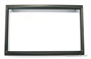 Dobbel DIN ramme for C2 2003 - 2010, C3 2002 - 2009