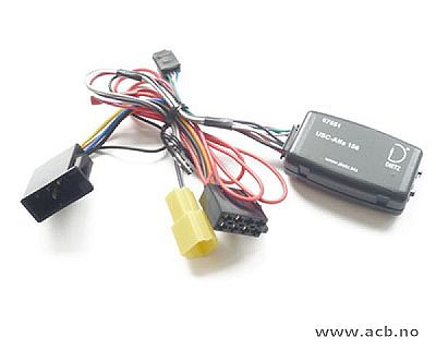 Rattbetjening adapter for ALFA ROMEO 156 (up to 2003)